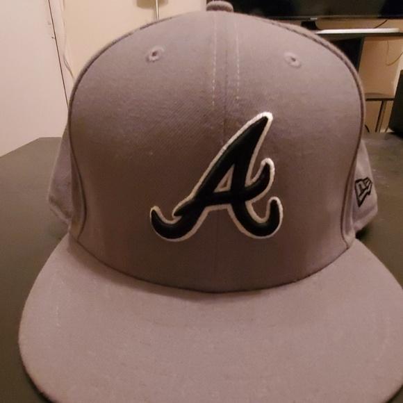 New Era Other - Atlanta Braves - Grey Edition